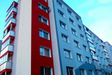Zateplenie fasády