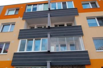 Obnova balkónov a lodžií