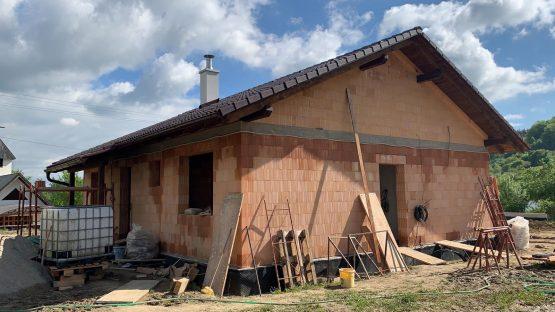 Dom na kľúč rosobuild